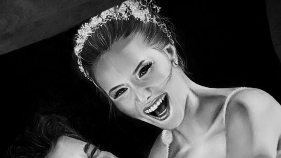 """Actorii din serialul-fenomen """"Dragoste infinita"""", muzele unor artisti plastici! Micuta Deniz, Kemal, Emir sau frumoasa Zeynep au fost personajele care i-au inspirat cel mai mult! Iata ce tehnica uluitoare s-a folosit in realizarea celor mai inedite portre"""