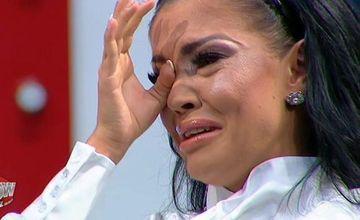Andreea Mantea, lacrimi de durere in direct! Victor nu a stiut cum sa reactioneze