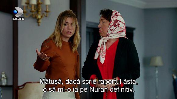 "Nuran este rapita! Kenan primeste cea mai mare lovitura din partea lui Ates! Azi, in ""Bahar: Viata furata"", de la ora 20.00, la Kanal D"
