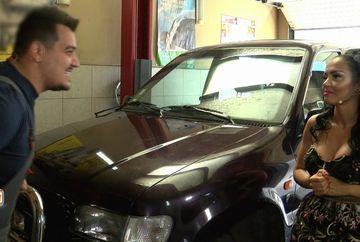 """Bursucu, mecanic auto! Nu pierde un show de zile mari in aceasta seara, la """"Se striga darul"""", de la ora 20.00, la Kanal D"""