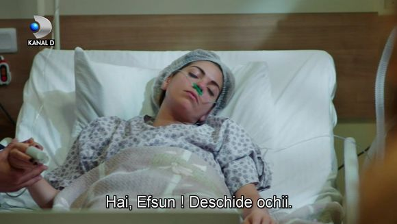 Efsun, in pericol de moarte! Afla ce se va intampla cu soarta micutei Nuran, in vreme ce Efsun se zbate intre viata si moarte, in aceasta seara, de la ora 20:00, la Kanal D!