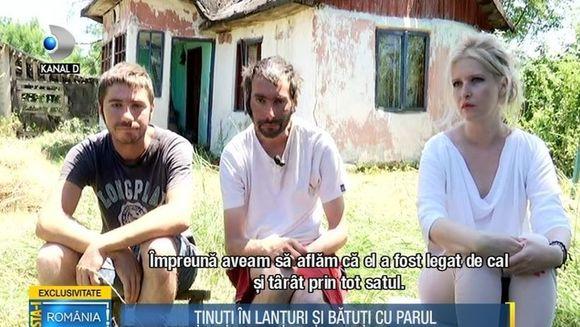 """""""L-au lovit cu ciocanul peste maini, in cap …"""" Marturii din infernul de la Berevoesti, unde mai multi tineri au fost tinuti sclavi, duminica, de la ora 20:00, la """"Asta-i Romania!"""""""