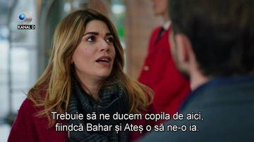 """Efsun o """"rapeste"""" pe micuta Nuran! Urmareste diseara, un nou episod din """"Bahar: Viata furata"""", de la ora 20.00, la Kanal D"""