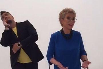 """Imagini de colectie din culisele filmarii promo-ului ce anunta noul sezon """"Teo Show"""""""