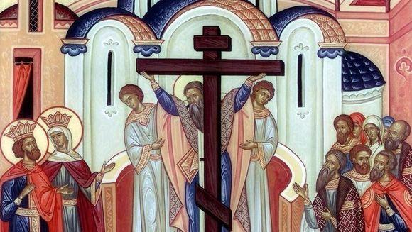 Azi de zi de mare SARBATOARE pentru toti crestinii! Rugaciunea pentru ajutorul tau, catre Sfanta Cruce