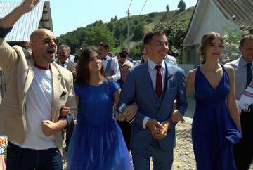 "Andreea Mantea, in culmea fericirii, sambata, la ""Se striga darul"": ""Prima nunta fara Bursucu! Sa ma DESTRABALEZ!"""