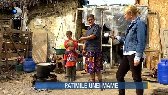 """Duminica, de la ora 20:00, la """"Asta-i Romania!"""" Calvarul femeii cu zece copii – femeia abuzata de sot traieste cu frica de moarte"""