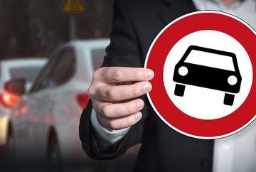 Traficul auto, RESTRICTIONAT in weekend in Bucuresti! Care sunt bulevardele afectate si rutele ocolitoare recomandate