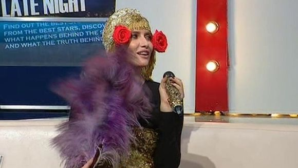 Trofeul BAU-BAU de joia asta merge la Doinita Oancea! Cum arata tinuta care a scos-o din minti pe Iulia Albu!