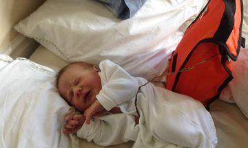 A nascut singura si nu i-a taiat bebelusului cordonul ombilical. Ce s-a intamplat cu copilul dupa ce asa o saptamana, cu placenta atasata de el