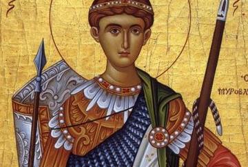 Cele mai ajutatoare rugaciuni catre Sfantul Dimitrie Izvoratorul de Mir! Te scapa de greutati si necazuri!