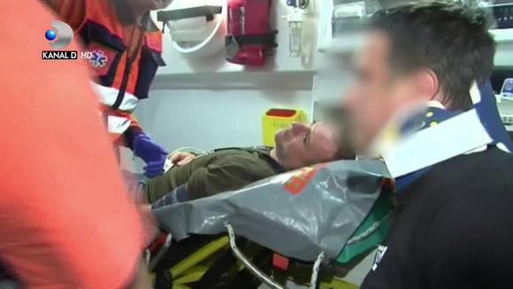 Christian Sabbagh, atacat cu furci si topoare! Nu rata in aceasta seara, de la ora 19:00, la Stirile Kanal D, o ancheta exploziva despre hotii de combustibil