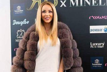 Bianca Dragusanu a facut furori la evenimentul Ralucai Badulescu intr-o tinuta de 15.000 de euro! Ceasul a fost accesoriul cel mai scump din outfit-ul divei!