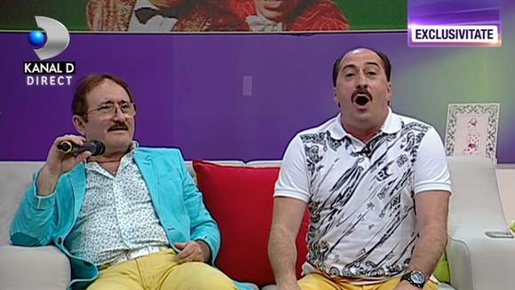 Cornel Palade si Romica Tociu au intrat in faliment! Ce au patit in platoul unei emisiuni TV
