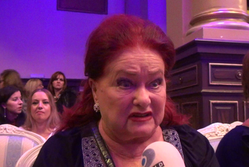 """Ultimul interviu al Stelei Popescu acordat jurnalistilor WOWbiz.ro. Ce spunea despre starea ei de sanatate si despre problemele lui Arsinel? De Sarbatori voia sa-si vada stranepotul. """"O sa ma joc cu el!"""""""