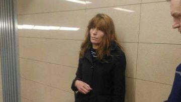 """Mama Magdalenei Serban, criminala de la metrou, declaratii halucinante: """"Ne dracuia, arunca cu pietre in noi. Parca ar fi diabolica..."""""""