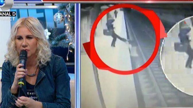 """Jurnalista WOWbiz.ro, care a surprins scena infioratoare de pe peronul de la Dristor 1, marturisiri cutremuratoare! """"Era ca un sac plin de oase..."""""""
