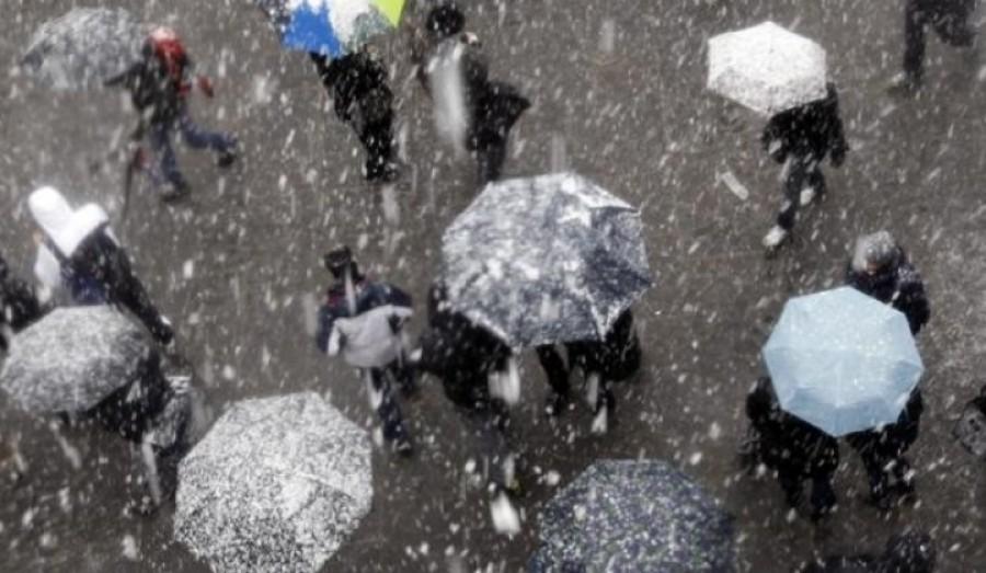 ALERTA METEO | De maine, vremea se raceste accentuat: Vin lapovita si ninsoarea. Care sunt zonele afectate