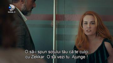 """Zekkar nesocoteste dorinta tatalui sau! Ce se intampla in episodul de azi din """"Steaua Sufletului"""", de la ora 20:00, la Kanal D"""