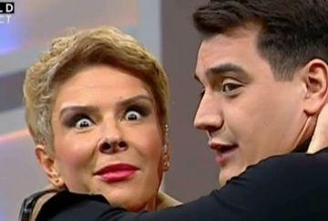 Transformare-soc la Revelionul Kanal D! O celebra prezentatoare de stiri canta o melodie populara in duet cu Daniela Condurache!
