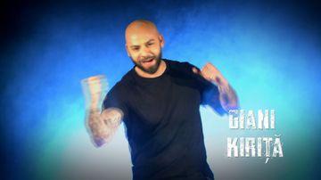 """Drumul spre succes. Giani Kirita, """"gladiatorul"""" de la """"Exatlon"""", poveste emotionanta de viata! Ce a fost in stare sa faca pentru titlul de campion?"""