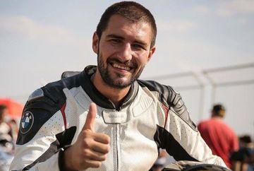 Ce iubita frumoasa are Catalin Cazacu, vedeta EXATLON! Ana ii tine pumnii stransi campionului la motociclism, plecat in Republica Dominicana!