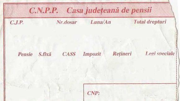 Ce se intampla cu pensiile romanilor - anuntul facut de Ministrul Muncii