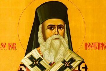 Rugaciune catre Sfantul Nectarie: te vindeca de toate bolile!
