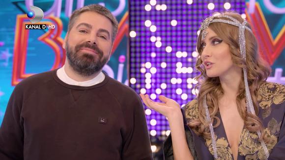 11 ani de Kanal D: Iulia Albu si Maurice Munteanu