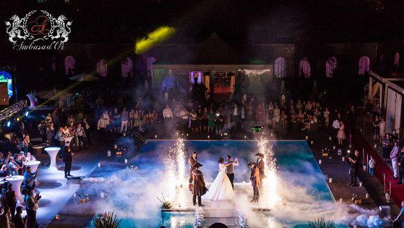 Ambasad'Or Events - bucura-te de evenimentele tale intr-o locatie deosebita, alaturi de pana la 1.000 de invitati