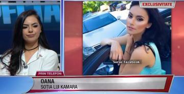 """Madalina, fosta iubita a lui Kamara, declanseaza uraganul cu dezvaluiri dure despre sotia artistului! """"Se intalneste cu diferiti oameni pe care ii cunoaste la videochat!"""" Iata cum a reactionat in direct sotia lui Kamara la acuzele primite!"""