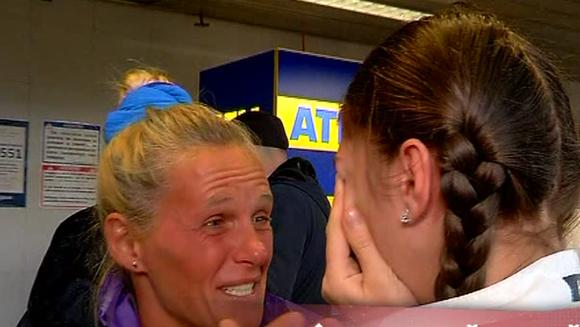 """Fata de suflet a Marianei de la Exatlon este o campioana! """"Iubesc atletismul mai mult ca orice!"""" Are peste 200 de medalii dar nu are casa si traieste din pensia mamei bolnave! Iata povestea tulburatoare a Alexandrei!"""