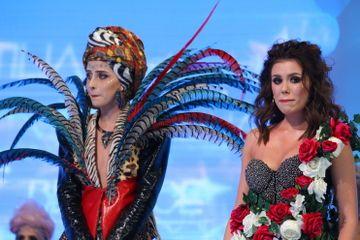 """Nu si-au dorit niciodata un astfel de final! Emiliana si Iuliana, fata in fata in momentul eliminarii. Cine a parasit competitia """"All Stars"""" cu lacrimi in ochi"""