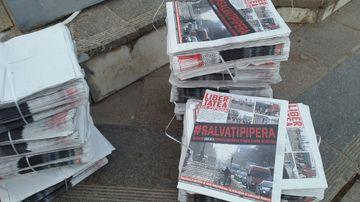 """Ziarul """"Libertatea de Pipera"""" ajunge in mainile bucurestenilor. Continua dezbaterea privind solutiile la problemele celui mai aglomerat cartier"""