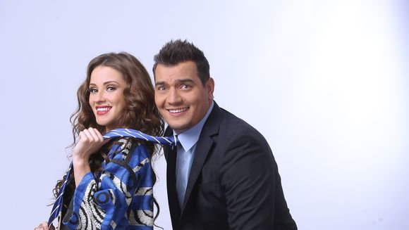 "Vrei sa participi la ""Roata Norocului? Bursucu si Ana-Maria Barnoschi te asteapta la casting pentru noul sezon! Vino sambata si duminica, incepand cu ora 11:00, la Plaza Romania"