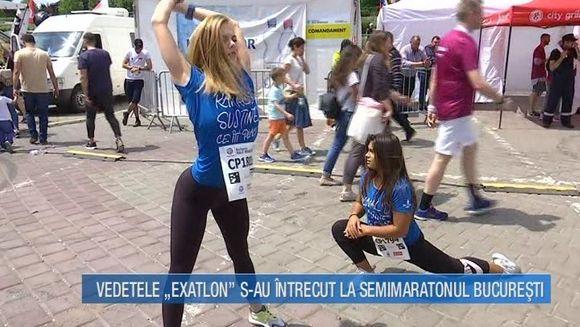 Vedetele Exatlon nu pot sta departe de competitiile sportive! Cum s-au descurcat la prima competitie la care au participat dupa ce s-au intors din Republica Dominicana
