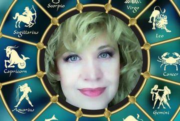 Horoscop lunar iunie 2018 Oana Hanganu. Mai multe evenimente astrologice importante vor influenta toate zodiile! Afla cum va fi luna Ciresar pentru tine!