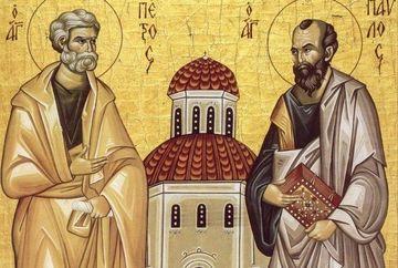 Cea mai puternica rugaciune catre Sfintii Petru si Pavel: te vindeca de boli si te scapa de necazuri si datorii