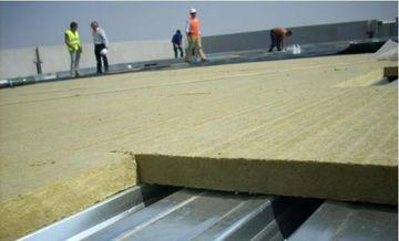 Cum alegi izolarea acoperişului de tip terasă?