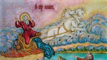 Rugaciune de mare ajutor catre Sfantul Ilie! Crestinii ortodocsi ar trebui sa o rosteasca pana la sfarsitul zilei!