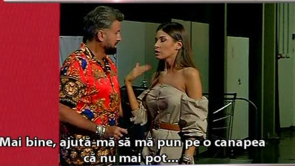 A fost nevoie de ambulanta si doctori! Ce s-a intamplat la scurt timp dupa ce Catalin Botezatu si Cristina Mihaela Dorobantu au fost filmati asa in culisele studiourilor de la KANAL D!