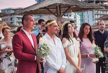 Prima declaratie a lui Alice, sotia lui Vladimir Draghia, dupa nunta de sambata! Ce a marturisit despre eveniment