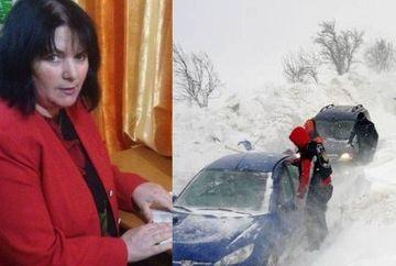 Maria Ghiorghiu, previziune socanta despre iarna care urmeaza in Romania! Va fi prapad, iata ce ne asteapta