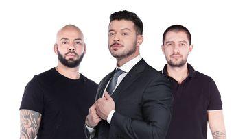 """Giani Kirita, Victor Slav si Catalin Cazacu sunt """"Vulturii de noapte"""", la Kanal D! Din toamna, postul de televiziune pregateste un nou late night show incendiar"""