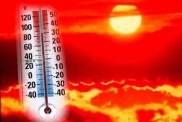 Anunt socant de la meteorologi: se da cod rosu de canicula, vor fi 48 de grade Celsius la umbra! Vine cea mai mare caldura din toate timpurile, ce zone sunt afectate