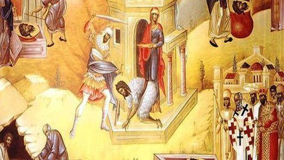"""Mare sarbatoare pentru crestinii-ortodocsi! Iata ce NU trebuie sa faci astazi, de """"Taierea Capului Sfantului Ioan Botezatorul""""!"""