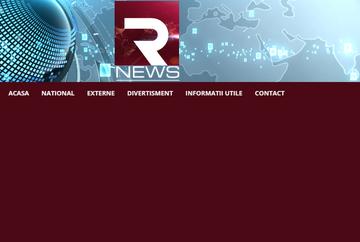 Stiri NewsR, un site informativ de unde iti poti lua doza zilnica de informatii de calitate!
