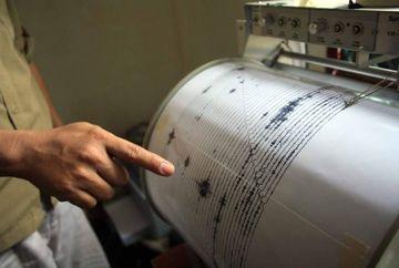 A fost cutremur in Romania! Uite unde s-a produs si ce intensitate a avut
