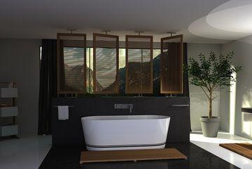 3 paşi pentru o baie amenajată eficient