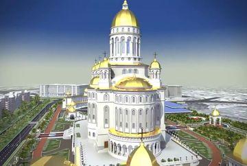 Primaria Sectorului 1 isi face pomana cu inca 10 mil. pentru Catedrala Mantuirii Neamului